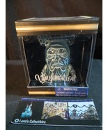 Disney Parks Authentic Emperor Palpatine 3 inch hologram 2014 vinylmatio... - $30.01