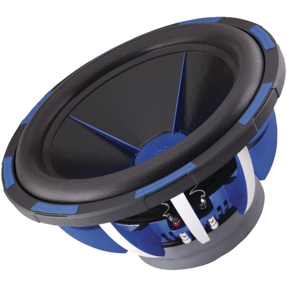 "Primary image for Power Acoustik MOFO-124X MOFO-X Series DVC 4ohm Subwoofer (12"", 2,700 Watts)"