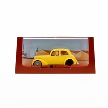 The Damaged car The Crab with the Golden Claws Voiture Tintin cars 1/43 image 2