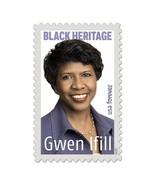 2020 55c Gwen Ifill, American Journalist, Television Scott 5432 Mint F/V... - €1,19 EUR