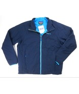 NEW PATAGONIA NAVY/UNDERWATER BLUE SOFT FEEL SLIM FIT NANO AIR JACKET 2XL - $144.13