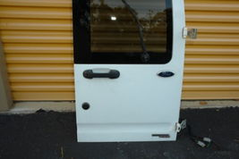 2010-13 Ford Transit Connect Back Rear Door Tailgate Right Side RH image 3