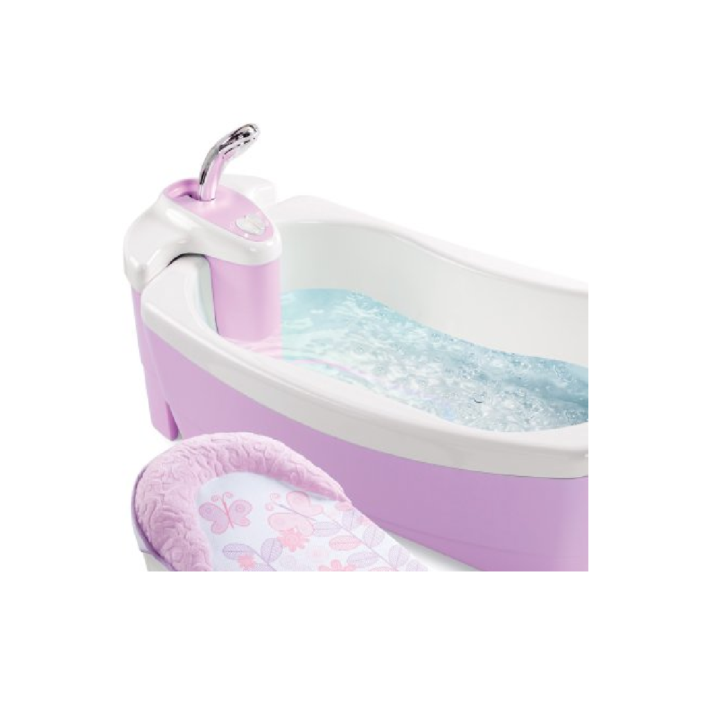 Compact Baby Wash Bathtub Toddler Whirlpool Bubbling Spa Tub Shower ...