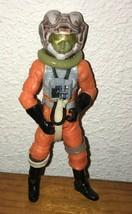 Star Wars Cesi Doc Eirris Figure Evolutions Rebel X-Wing Pilot Rogue Squadron - $29.99
