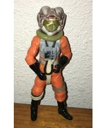 Star Wars Cesi Doc Eirris Figure Evolutions Rebel X-Wing Pilot Rogue Squ... - $29.99