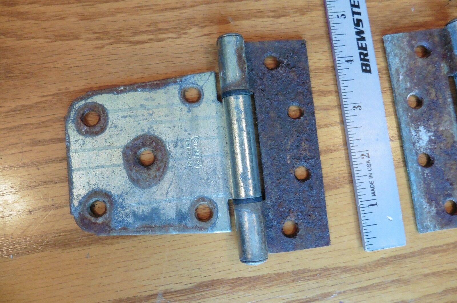 Stanley Durata Lotto Di 2 Cerniere Cancello And 31 Similar Items