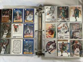 1404 NBA Basketball Card Lot Kevin McHale,James Worthy Stephon Marbury Rookie image 7