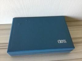 VINTAGE BOXED SET CROSS STERLING SILVER PEN & MECHANICAL PENCIL ROSES DE... - $232.64