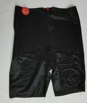 Spanx Tummy Control High-Waisted Shorts, Black, Large - $34.78