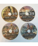 VIDEO GAME DISC ONLY DVD ROM COMPUTER PC ACCESS CODE RISE FALL CIVILIZAT... - $15.84