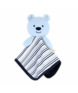 New George Baby Blue Stripes Teddy Bear Security Blanket Lovey Walmart S... - $23.09