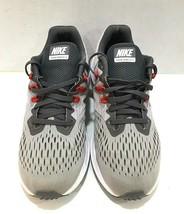 Nike Women's Zoom Winflo 4 Sneakers sz 8 Gray/Pink/ White - $24.09