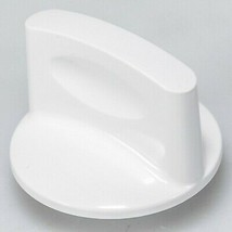 WH01X10314 GE White Selector Knob OEM WH01X10314 - $16.78