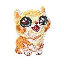 Panda Legends 10 Pcs Animal Patches Applique Patches Embroidery Applique... - $13.24