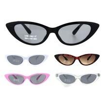 Child Size Girls Mod Gothic Cat Eye Retro Plastic Sunglasses - $9.95