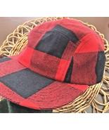 BUFFALO CHECK PLAID HAT Size OSFM Baseball Cap - $13.24