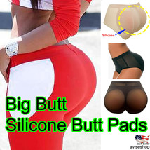 Butt Pad Set Brief Silicone Hip Enhancer BOOTY Pads Panty Push Up Best selling - $23.74