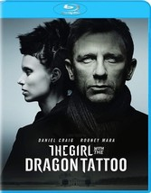 Girl With The Dragon Tattoo (Blu-ray/W-Digital/New Packaging)