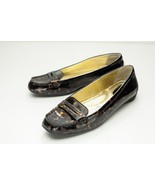 Sperry Top-Sider 7 Brown Tortoiseshell Slip On Loafers - $46.00