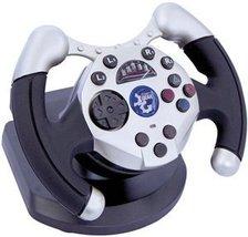 DREAMGEAR DGP-428 PS2 Wireless Racing Wheel - €14,40 EUR