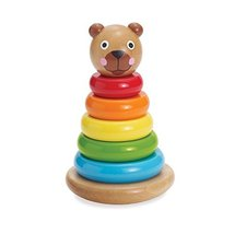 Manhattan Toy Brilliant Bear Magnetic Stack-up - $21.73