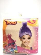 Troll Dreamworks Purple adult wig Disguise Inc - NEW - $21.77