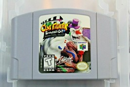 Nintendo 64 Clay Fighter Sculptor's Cut N64 cartridge + Jewel Case Rare... - $593.99