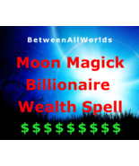 Prosperity Cosmic Full Moon Billionaire Money Betweenallworlds Wealth Sp... - $139.23