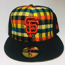 New Era 59Fifty Hat MLB San Francisco Giants Fitted 5950 Cap - $16.55