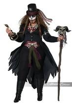 Califonia Costumes Voodoo Magic Plus Size Adult Womens Halloween Costume... - $50.96