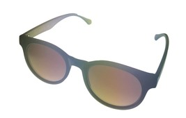 Kenneth Cole Reaction Mens Square Gloss Black Sunglass KC1301 1B - $17.99