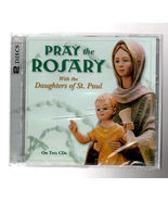 Pray the Rosary with the Daughters of St. Paul, two CD set, new - $12.50