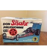 1974 Revell Model Kit Don Prudhomme *The Snake* Dragster Car 1/25 Scale ... - $129.95