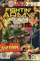 Fightin' Army #138 VG; Charlton | low grade comic - save on shipping - details i - $1.75