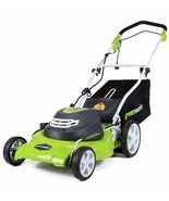 Greenworks 20-Inch 12 Amp Corded Lawn Mower 25022 - $247.48