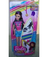 Barbie Dreamhouse SKIPPER SURF Doll and Accessories New - $18.88