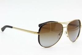 MICHAEL KORS MK 5004 1014T5 GOLD POLARIZED AUTHENTIC FRAME SUNGLASSES 59-13 - $41.33