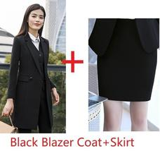 Women's Fashion Career Apparel High Quality 3 Piece Formal Business Pant Suits image 6