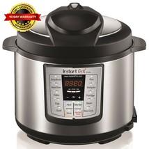 Instant Pot IP-LUX60 6-in-1 Programmable Pressure Slow Cooker 6-Quart 10... - $49.49