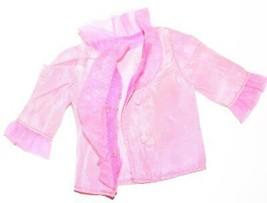 HTF Vintage Barbie Sears Exclusive Dinner Dazzle #1551 Pink Ruffled Blou... - $60.78