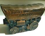 Covered Wagon Coin Bank, Morris Plan of California Thrift Loans-  Banthrico