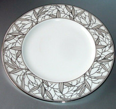 "Lenox Federal Platinum Frost Accent Luncheon Plate 9.25"" - $16.90"