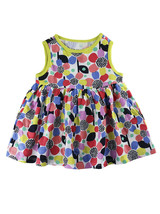 First Impressions Baby Girls Mod Floral-Print Tunic Dress, 3-6 Months - $15.00