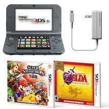 Nintendo 3DS XL Bundle  - $292.23