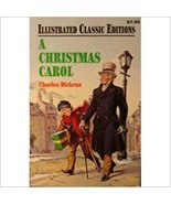 A Christmas Carol by Charles Dickens Illustrated Classic Editions - $3.00