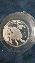 2016 1/2 oz Silver Round - Year Of The Monkey - $25.00