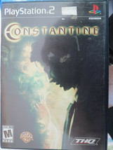 Constantine (Sony Play Station 2, 2005) - Disc Only - No Manual - $4.00