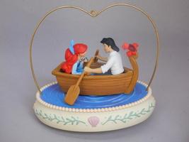Little Mermaid Kiss The Girl Hallmark Ornament - $150.00