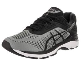 Asics GT 2000 v 6 Size US 10 M (D) EU 44 Men's Running Shoes Gray Black T805N