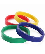 Multi Colored Comfort Lip Rings,Fits Original Magic Bullet Blender 250W,... - $7.83